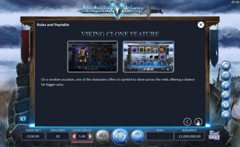 Victorious Vikings :: Viking Clone Feature