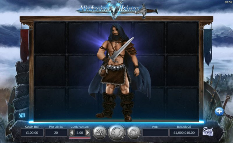 Victorious Vikings :: Viking Clone feature activates randomly