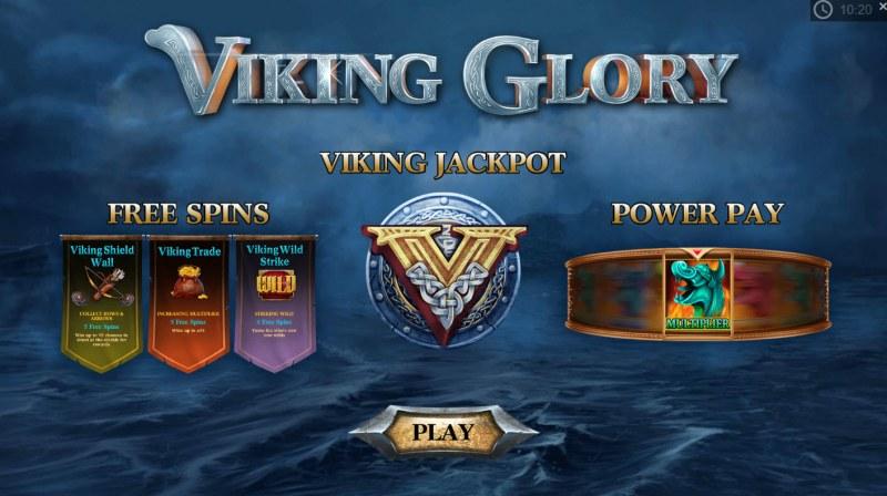 Viking Glory :: Introduction