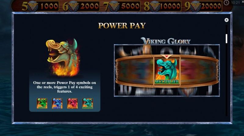 Viking Glory :: Power Pay