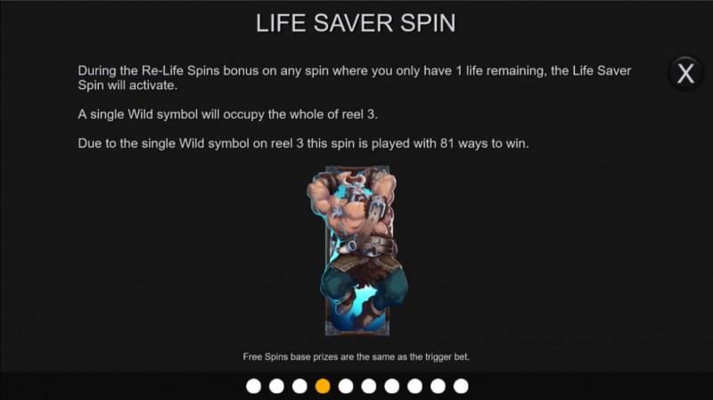 Viking Pays :: Life Saver Spin