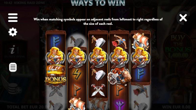 Viking Raid Zone :: Ways to Win