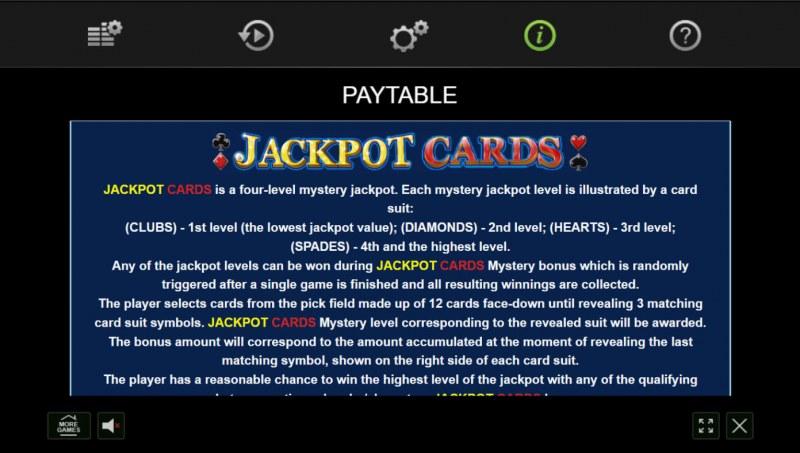 Viking Rising :: Jackpot Rules