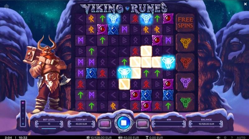 Viking Runes :: A winning cluster