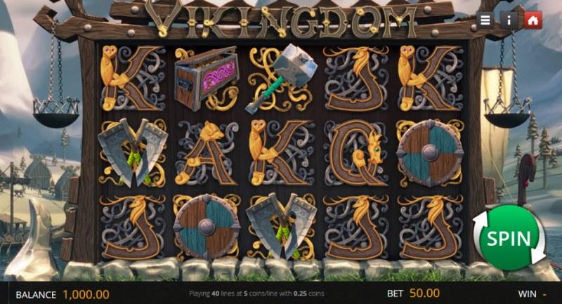 Vikingdom :: Main Game Board
