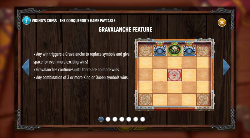 Viking's Chess The Conqueror's Game :: Avalanche Feature