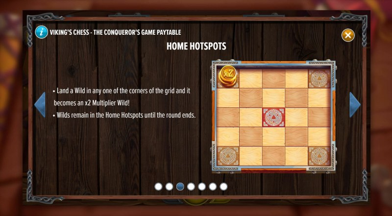 Viking's Chess The Conqueror's Game :: Home Spots