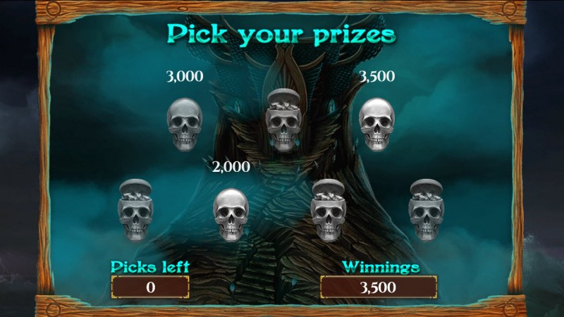 Vikings & God 2 :: Choose well for a chance to win big