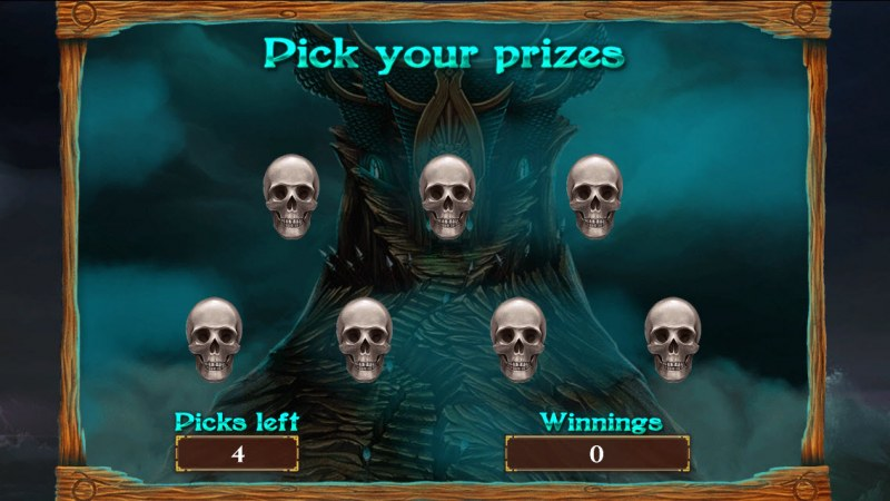 Vikings & God 2 :: Pick your prize