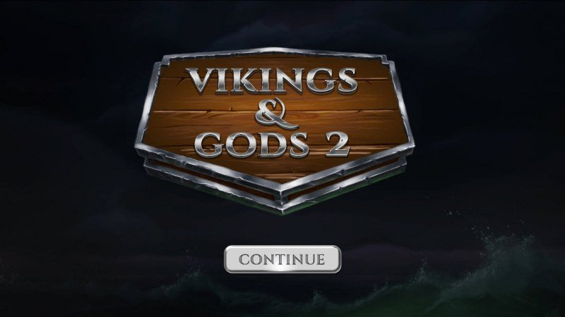 Play slots at NordiCasino: NordiCasino featuring the Video Slots Vikings & God 2 with a maximum payout of $100,000