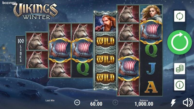 Vikings Winter :: Main Game Board