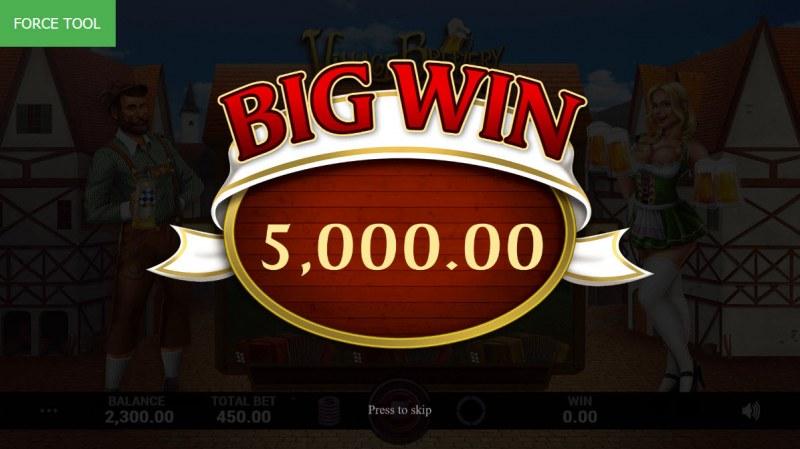 Village Brewery :: Big Win