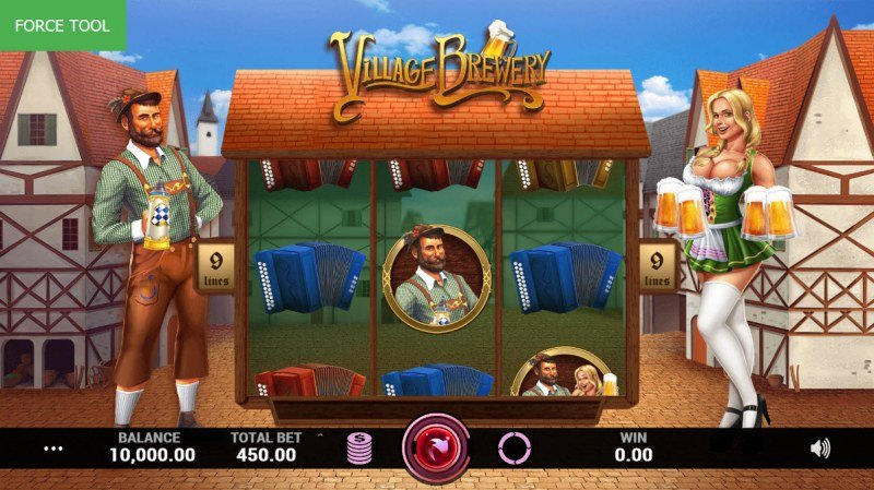 Village Brewery :: Main Game Board