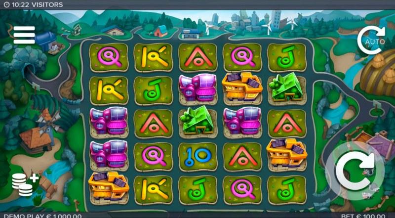 Visitors :: Main Game Board