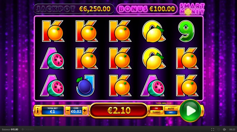 Viva Fruit Vegas :: Multiple winning paylines