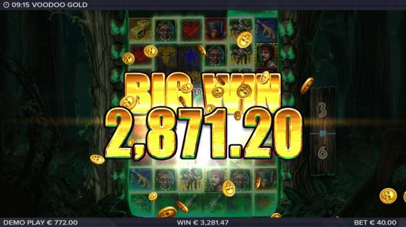Voodoo Gold :: Big Win