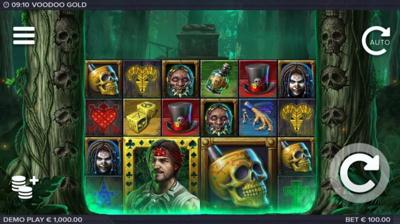 Voodoo Gold :: Main Game Board
