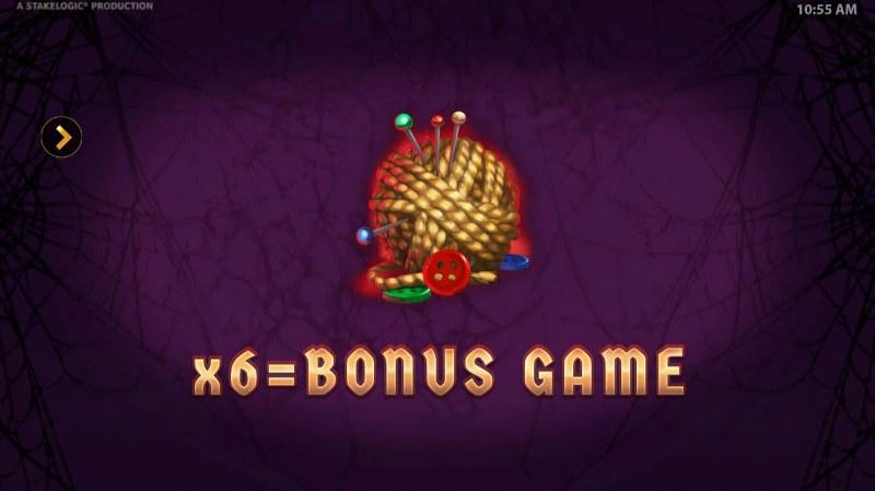 Voodoo Reels :: Bonus Game