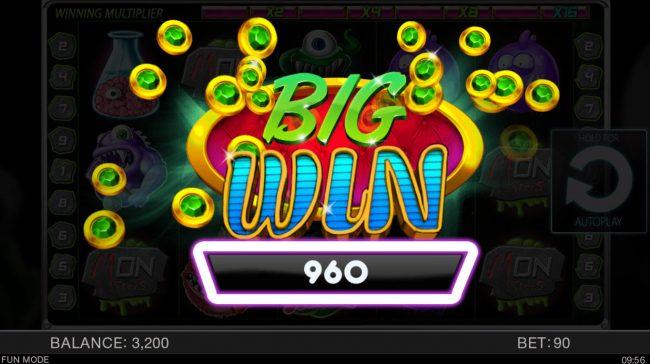 Wacky Monsters :: Big Win