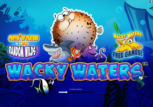 Play slots at Casino Las Vegas: Casino Las Vegas featuring the Video Slots Wacky Waters with a maximum payout of $225,000