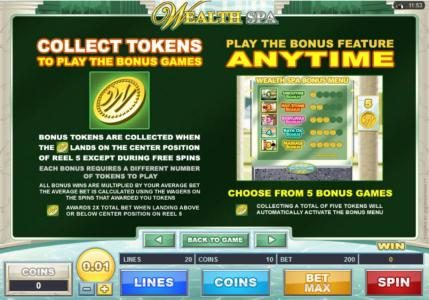 Vera&John featuring the Video Slots Wealth Spa with a maximum payout of $200,000