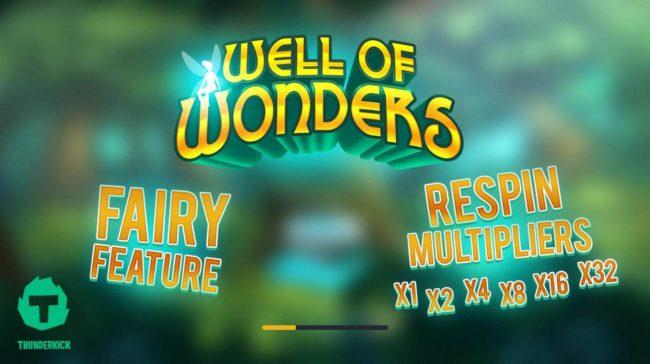 Well of Wonders :: Splash screen - game loading - Fairy Fantasy Theme