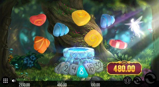 HippoZino featuring the Video Slots Well of Wonders with a maximum payout of $228,000