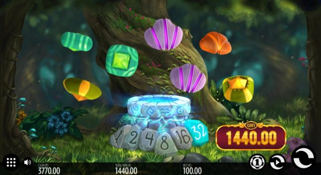 Play slots at Intercasino: Intercasino featuring the Video Slots Well of Wonders with a maximum payout of $228,000