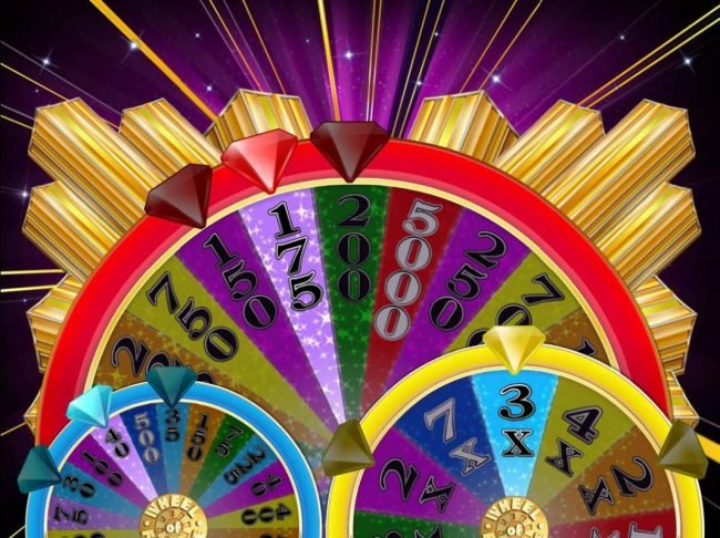 Play slots at Slots Angel: Slots Angel featuring the Video Slots Wheel of Fortune Triple Extreme Spin with a maximum payout of $250,000