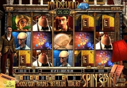 Play slots at Fruity Casa: Fruity Casa featuring the Video Slots Who Spun It? with a maximum payout of $25,000