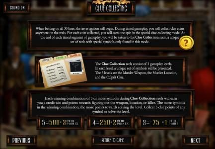 Realis featuring the Video Slots Who Spun It? with a maximum payout of $25,000