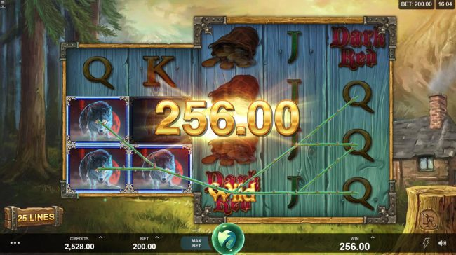 Play slots at Casino 765: Casino 765 featuring the Video Slots Wicked Tales Dark Red with a maximum payout of $100,000