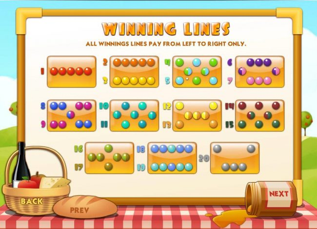 Play slots at Cbet: Cbet featuring the Video Slots Wild Bee with a maximum payout of $500,000