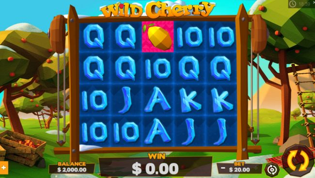 Wild Cherry :: Main Game Board