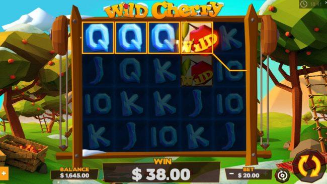 Wild Cherry :: Four of a kind