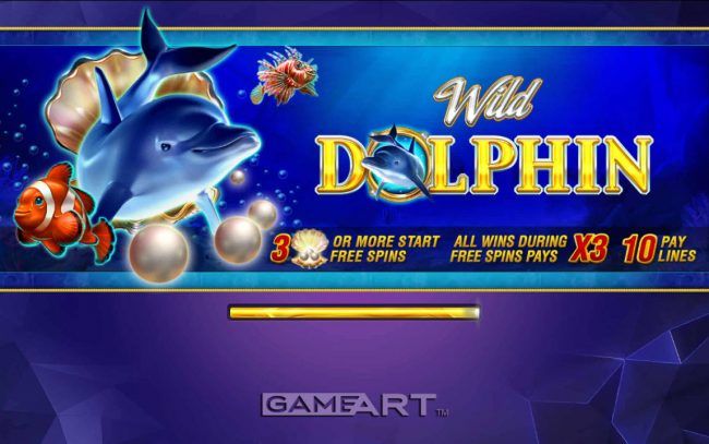 Play slots at LaFiesta: LaFiesta featuring the Video Slots Wild Dolphin with a maximum payout of $4,500