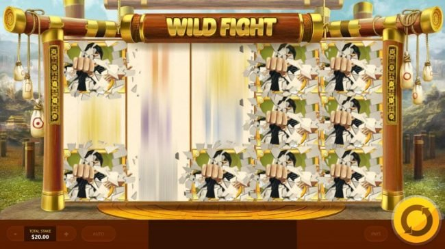 Play slots at Zet Casino: Zet Casino featuring the Video Slots Wild Fight with a maximum payout of $3,750