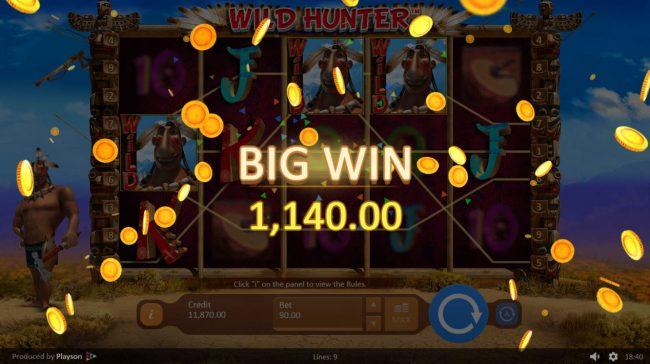 Wild Hunter :: Big Win