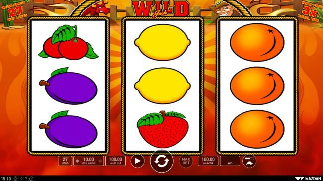 Play slots at Go Wild: Go Wild featuring the Video Slots Wild Jack with a maximum payout of $16,000