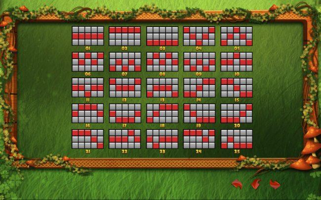 Wild Leprechaun :: Paylines 1-20