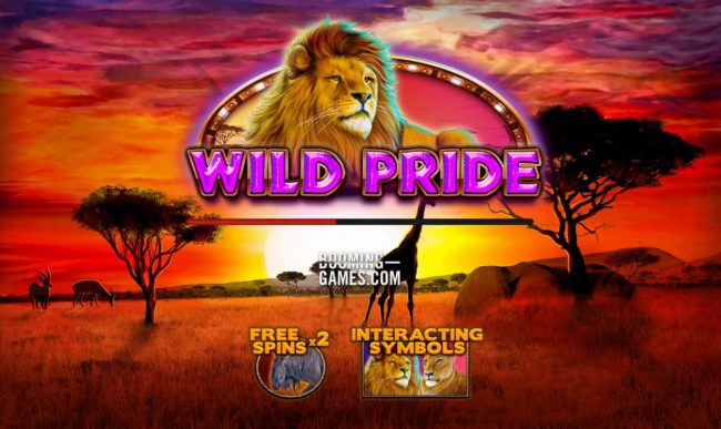 Play slots at Split Aces: Split Aces featuring the Video Slots Wild Pride with a maximum payout of $100,000