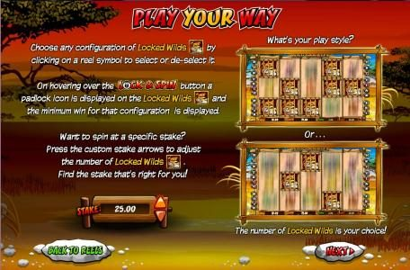 My Win 24 featuring the Video Slots Wild Gambler with a maximum payout of $10,000