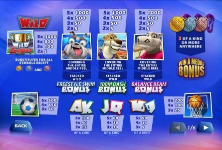 Chips Palace featuring the Video Slots Wild Games with a maximum payout of $30,000