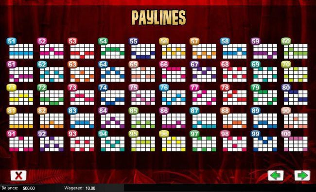 Play slots at Euro King: Euro King featuring the Video Slots Wild Panda with a maximum payout of $2,000
