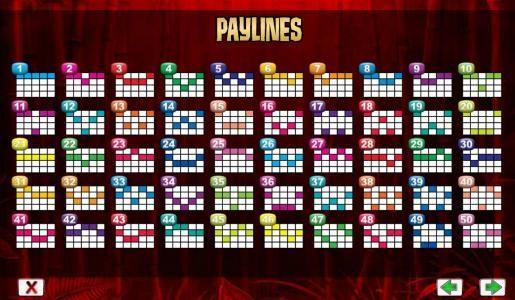 payline diagrams part 1