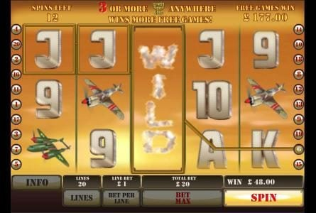 Europa featuring the Video Slots Wings of Gold with a maximum payout of $25,000