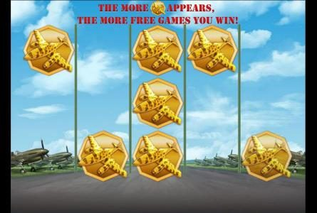 Fly Casino featuring the Video Slots Wings of Gold with a maximum payout of $25,000