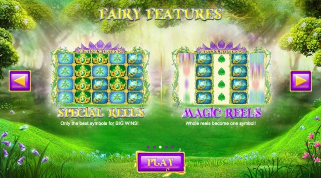 Winter Wonders :: Fairy Features - Special Rels and Magic Reels.