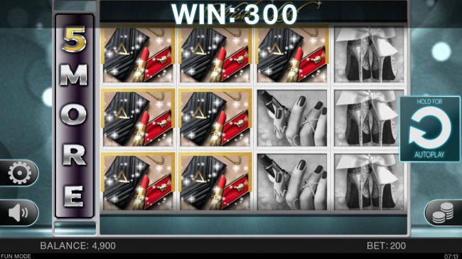 Wish List :: Winning combination