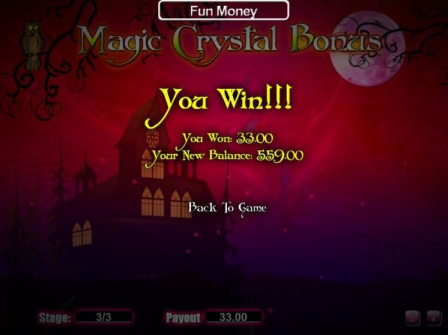 Win 7 featuring the Video Slots Wizard of Odds with a maximum payout of $100,000